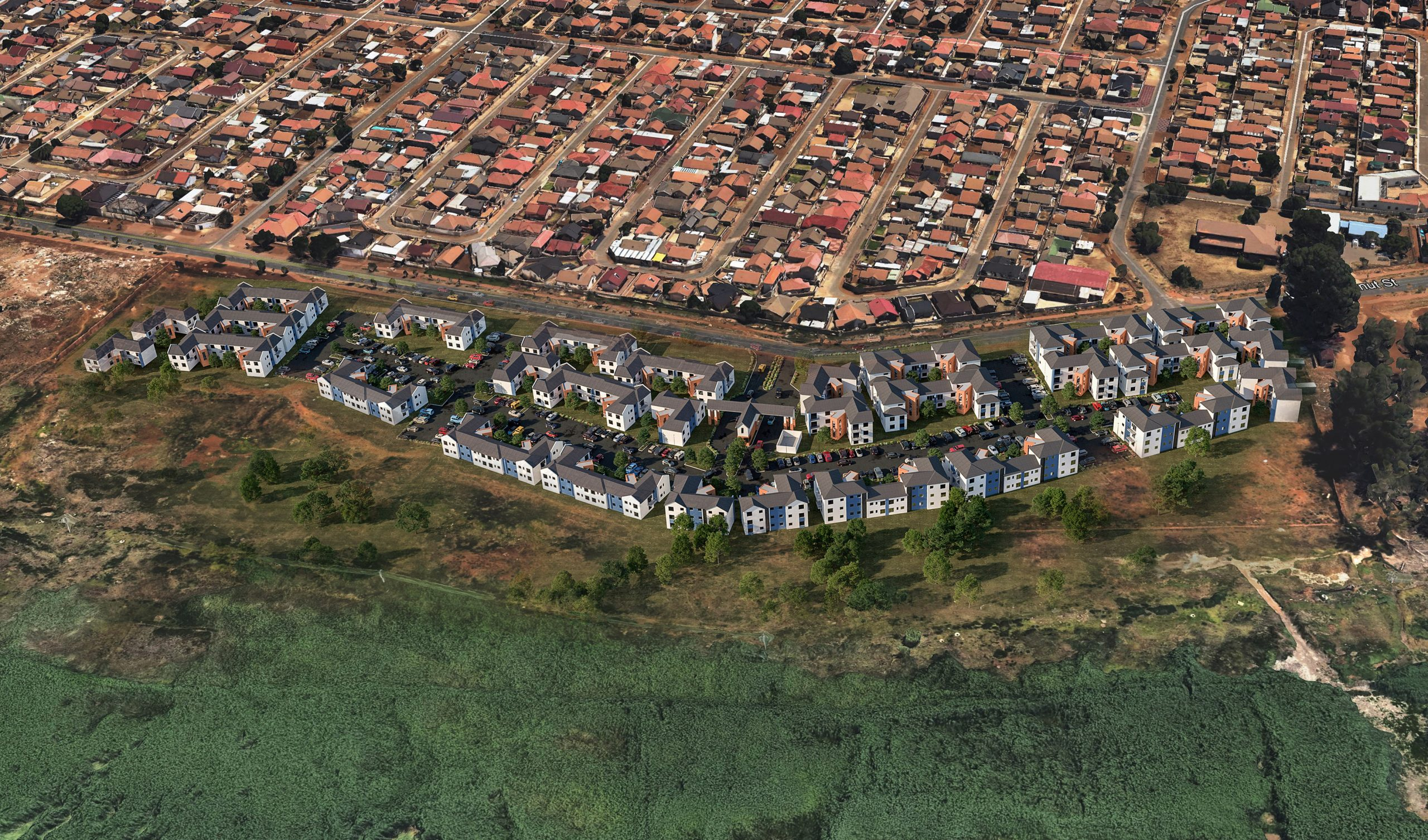 Protea Glen Residential Development