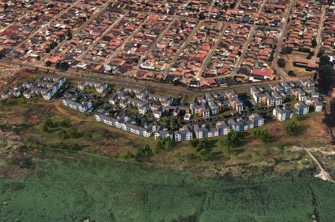 Protea Glen Development, Soweto - 2019